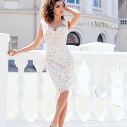 платье фуляр Афина